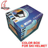 COLOR BOX FOR SKI HELMET